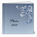 flowers1 - 8x8 Photo Book (20 pages)