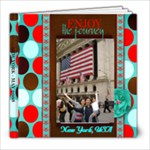 new york - 8x8 Photo Book (20 pages)