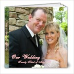 GUTHARD WEDDING - 8x8 Photo Book (20 pages)