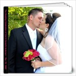 C&D Wedding Album - 12x12 Photo Book (30 pages)