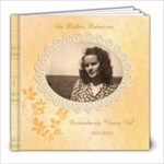 Granny Ida - 8x8 Photo Book (20 pages)