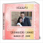 Emma s Wedding Book - 8x8 Photo Book (20 pages)