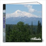 Alaska - 8x8 Photo Book (20 pages)