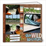 SafariWorld - 8x8 Photo Book (20 pages)