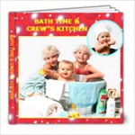 bath time & Crews kitchen - 8x8 Photo Book (20 pages)
