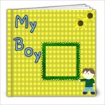 Boy s Sample Book - 8x8 Photo Book (20 pages)