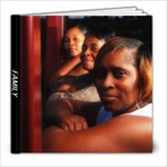 Family Final Copy ( Use this Link) - 8x8 Photo Book (30 pages)
