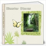Slender Stems Sample  Album - 12x12 Photo Book (20 pages)