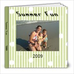 Summer Fun - 8x8 Photo Book (20 pages)