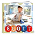 Scott - 8x8 FINAL - 8x8 Photo Book (20 pages)