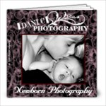 newborn photography - 8x8 Photo Book (20 pages)
