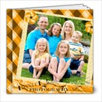 family photography - 8x8 Photo Book (20 pages)