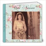 Nanna s book - 8x8 Photo Book (20 pages)