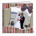Camille s Wedding Album - 8x8 Photo Book (20 pages)