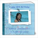 EEs Bday 1 - 8x8 Photo Book (20 pages)