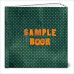 sample book 2 - 8x8 Photo Book (20 pages)