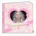 Brenna - 8x8 Photo Book (20 pages)