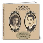 ramirez family - 8x8 Photo Book (20 pages)