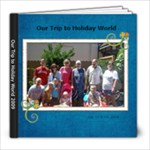 holidayworld - 8x8 Photo Book (30 pages)