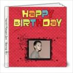 Рожден ден - 8x8 Photo Book (20 pages)