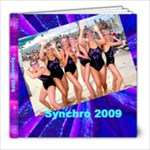 Synchro 09 - 8x8 Photo Book (20 pages)