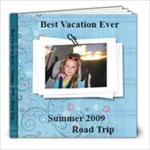 Best summer vacation ever! - 8x8 Photo Book (20 pages)