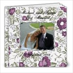 Sweeting WEdding - 8x8 Photo Book (20 pages)