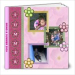 summer 2009 pages - 8x8 Photo Book (20 pages)