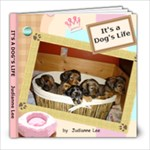 dog book - 8x8 Photo Book (39 pages)