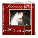 My Wedding - 8x8 Photo Book (39 pages)