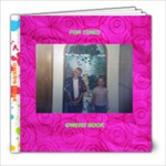 gwens book - 8x8 Photo Book (20 pages)