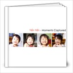 Yen Yen 1 - 8x8 Photo Book (20 pages)