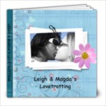 Leigh & Magda Lovetrotting - 8x8 Photo Book (20 pages)
