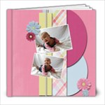 Happy Dayz - 8x8 Photo Book (20 pages)
