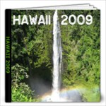Hawaii - 12x12 Photo Book (100 pages)