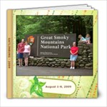 Smoky Mountains - 8x8 Photo Book (20 pages)