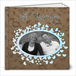 Parents 30th Anniversary - 8x8 Photo Book (20 pages)