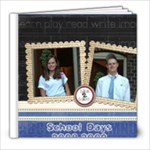 school days - 8x8 Photo Book (20 pages)