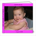 Isabell a 1st Birthday Book - 8x8 Photo Book (39 pages)
