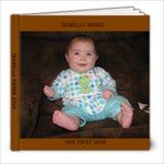 isabella 2009 - 8x8 Photo Book (20 pages)