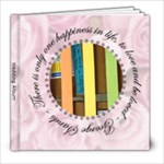 Wedding Quickbook Love Quote Frames - 8x8 Photo Book (20 pages)