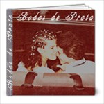 Bodas Jose e Eliane - 8x8 Photo Book (39 pages)
