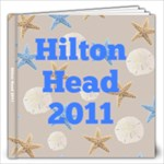 Hilton Head 2011 - 12x12 Photo Book (20 pages)