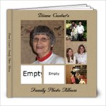 Diane Photo Book - 8x8 Photo Book (20 pages)