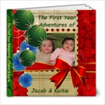 The Adventures of Jacob & Kaitie - 8x8 Photo Book (20 pages)