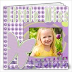 little miss quick page book- copy me - 12x12 Photo Book (20 pages)