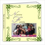 family1 - 8x8 Photo Book (20 pages)