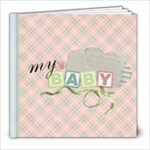 mybaby - 8x8 Photo Book (20 pages)