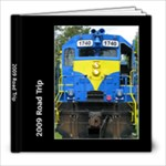 2009 Road Trip - 8x8 Photo Book (39 pages)