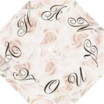 Thank You Wedding Parisol Umbrella - Folding Umbrella